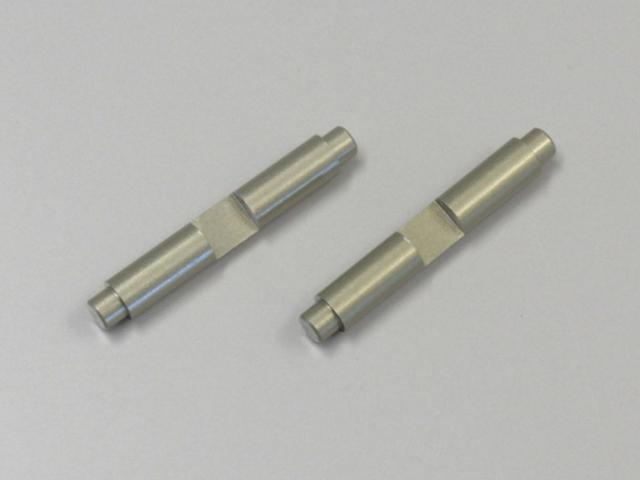 KYOSHO IFW647 ライトウェイトデフベベルシャフト (2pcs/MP9)