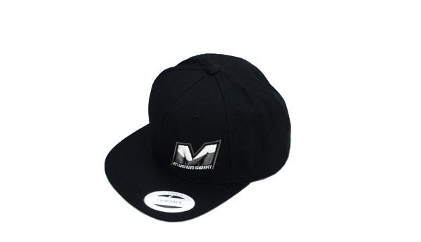 MUGEN P20107c M-ロゴ キャップ ブラック