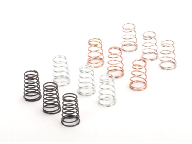 Schumacher U4846 Spring Tuning Set Rear - At/Ecl