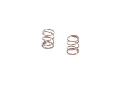 Schumacher U7010 Front Spring Hard - 570gf/mm - Eclipse