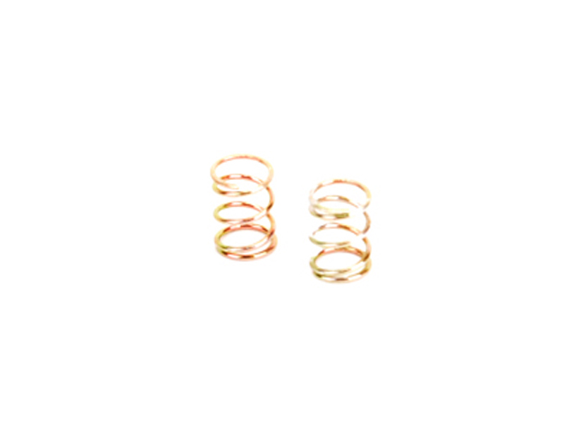 Schumacher U7012 Front Spring Soft - 275gf/mm - Eclipse