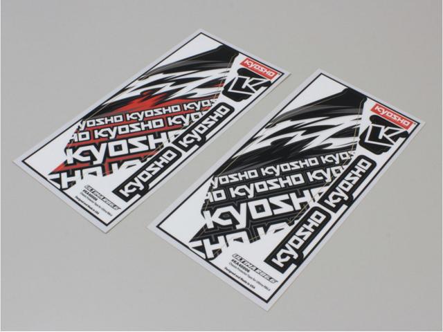 KYOSHO UMW729 アルティマ RB6.6 メインシャシープロテクトシールセット