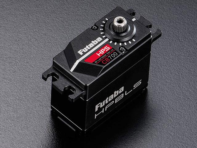 FUTABA 00107168-3 HPS-CB700ブラシレスサーボ【1/8GPバギー用/ご予約商品です】
