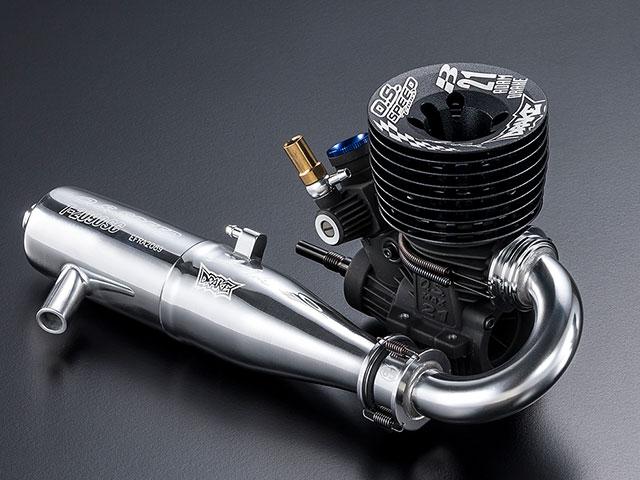 O.S.ENGINE 1A20B O.S. SPEED B21 ADAM DRAKE EDITION Combo Set(T-2090SC+M2004SC)バギー用エンジン【ご予約商品です】