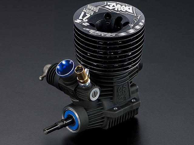 O.S.ENGINE 1A20C O.S. SPEED B21 ADAM DRAKE EDITION バギー用エンジン