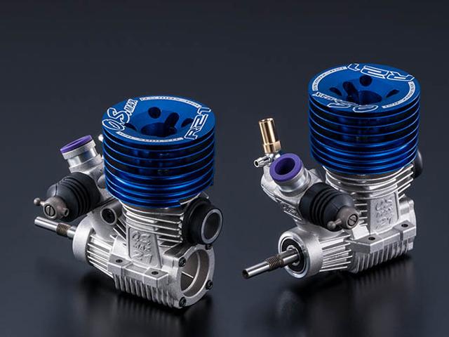 O.S.ENGINE 1B900 MAX-R21 レーシング用エンジン