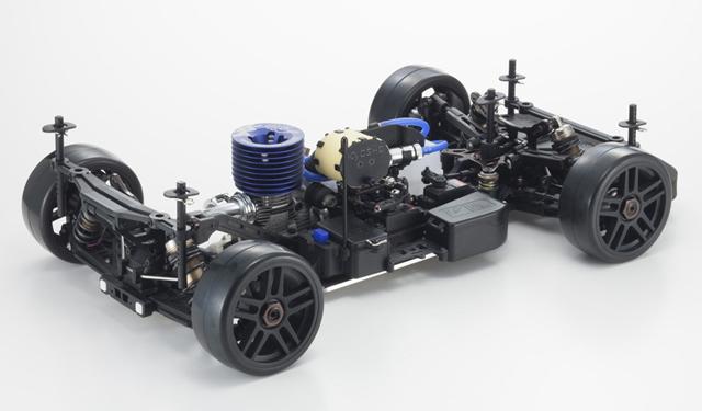 KYOSHO 33010 インファーノGT3 4WDツーリングカーシャーシキット
