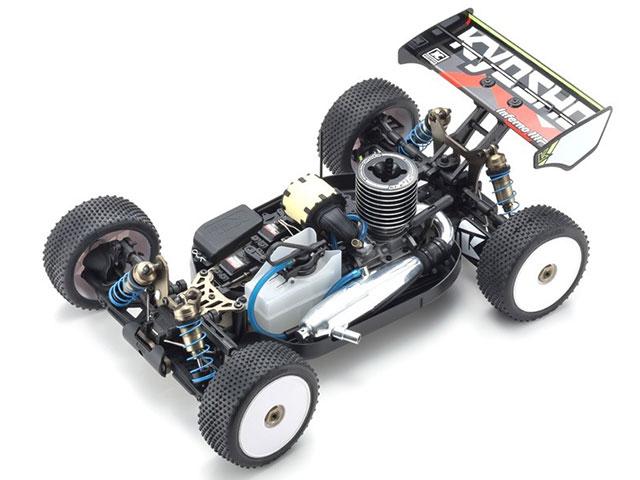 KYOSHO 33014T1 インファーノ MP9 TKI4 カラータイプ1 レッド 1/8 21エンジン 4WD レディセット