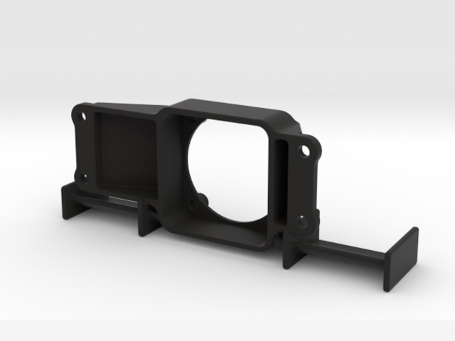 3DRC 3DRC-X1FB3D** XRAY X1用F1ファンブースター&ディフューザー【30x30mm】