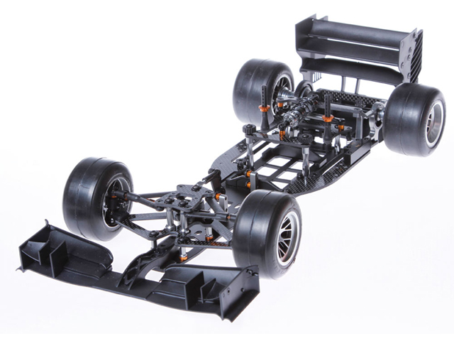 SERPENT 410065 F110 Formula 1/10 EP SF3 キット【ご予約商品です】