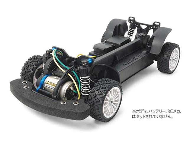 TAMIYA 47349 XV-01 シャーシキット ロングダンパー仕様