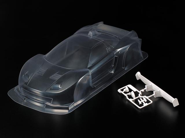 TAMIYA 47353 Honda NSX 2005 GT 軽量ボディパーツ