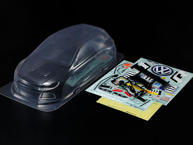 TAMIYA 47357 VW シロッコGT24-CNG 軽量ボディパーツセット