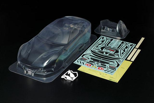 TAMIYA 47378 フェラーリ F12tdf 軽量ボディパーツセット