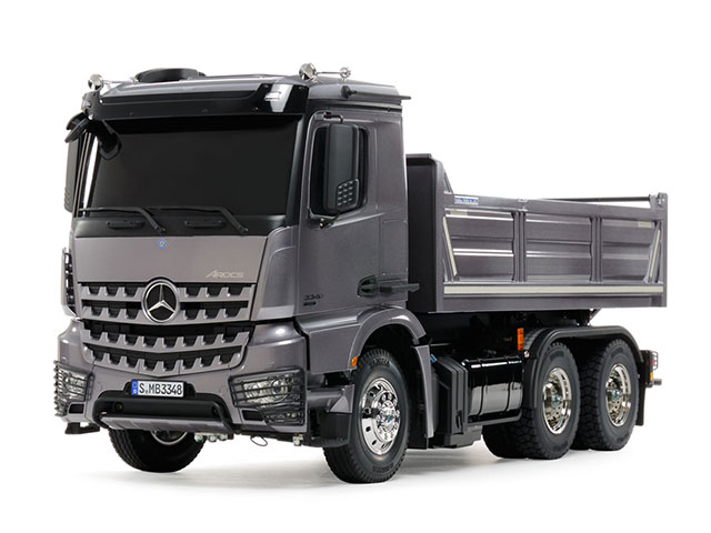 TAMIYA 56357 メルセデス・ベンツ アロクス 3348 6x4 ダンプトラック