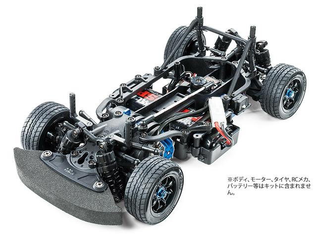 TAMIYA 58647 M-07 CONCEPT シャーシキット