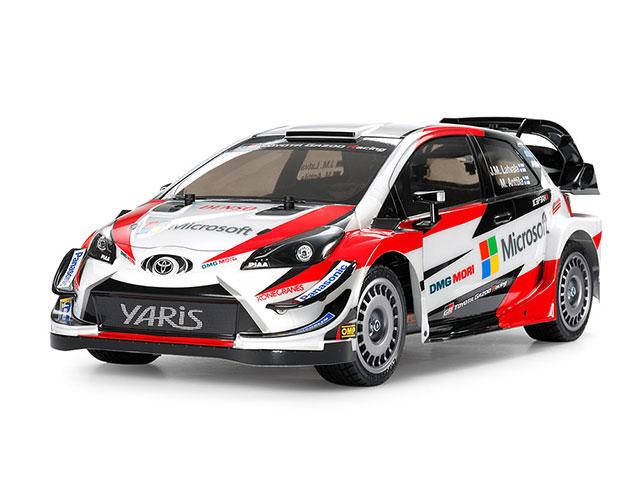 TAMIYA 58659 トヨタ ガズー レーシング WRT/ヤリス WRC(TT-02シャーシ)