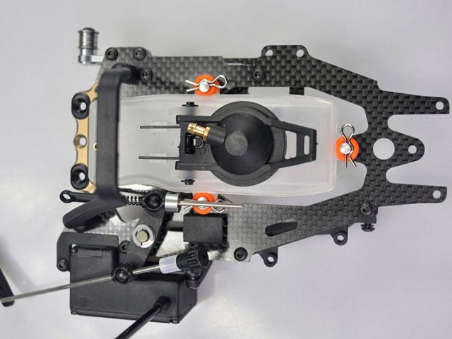 SERPENT 804011 Natrix750 GPツーリングカーキット