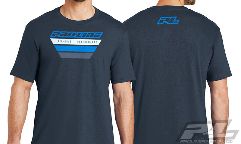 PROLINE 9830-04 Pro-Line OP Blue T-Shirt【XLサイズ】