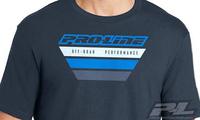 PROLINE 9830-04 Pro-Line OP Blue T-Shirt【XLサイズ】