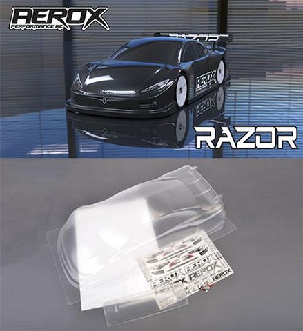 Schumacher AX001 エアロックス RAZOR(レイザー)ライトウェイト