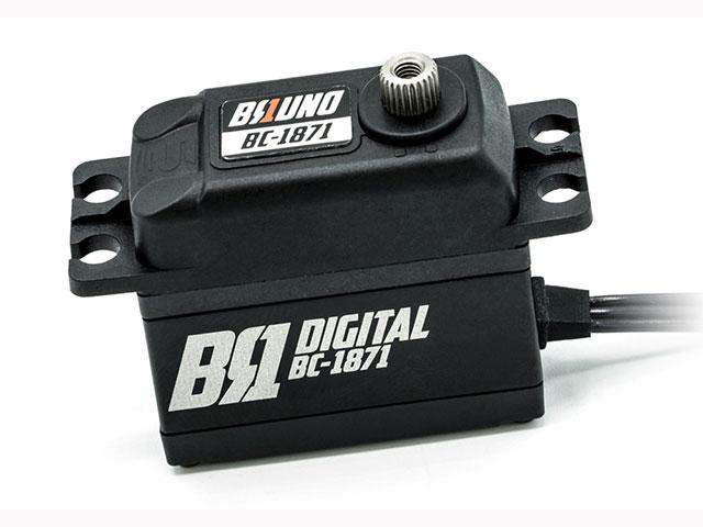 Bruno RC BC-1871 BRUNO HV ハイスピードブラシレスデジタルサーボ