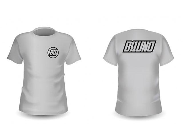 Bruno RC BC-18TS-L BRUNO Tシャツ【サイスL】
