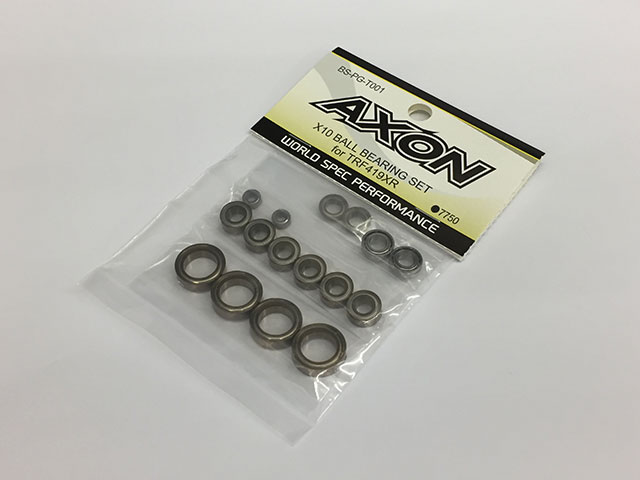 AXON BS-PG-T001 X10 BALL BEARING SET for TRF419XR