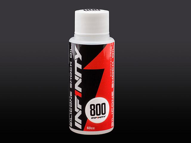 INFINITY CM-A001-800 シリコンショックオイル#800(60cc)