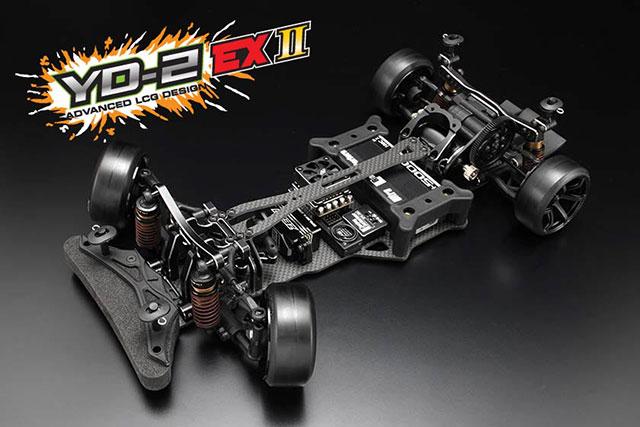 YOKOMO DP-YD2EX2 RWDドリフトカー YD-2 EXIIシャーシキット