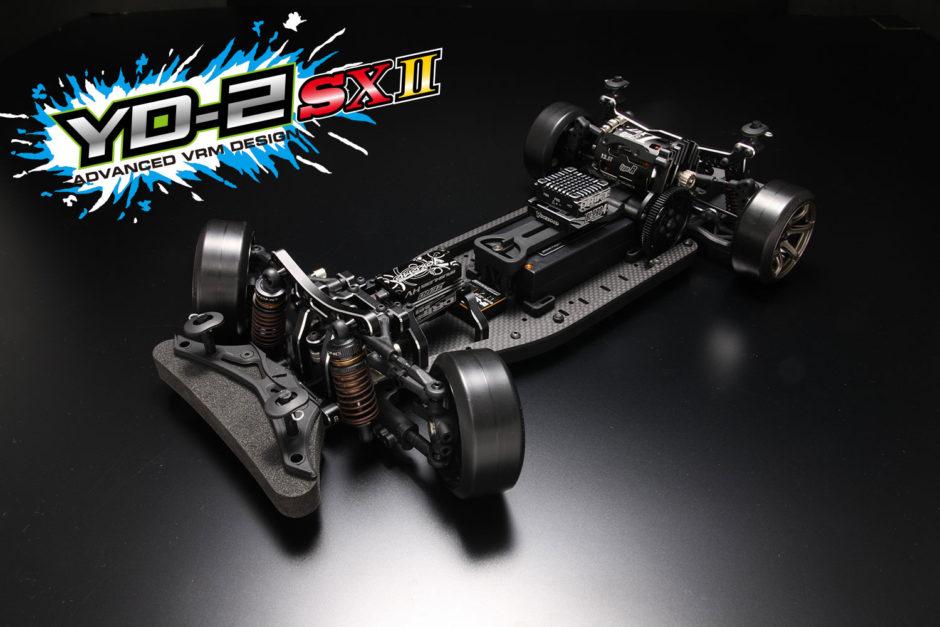 YOKOMO DP-YD2SX2 YD-2 SXII RWDドリフトカー シャーシ キット