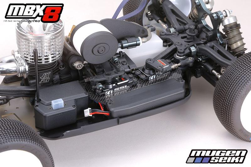 MUGEN E2021 MBX8 シャーシキット【ご予約商品です】