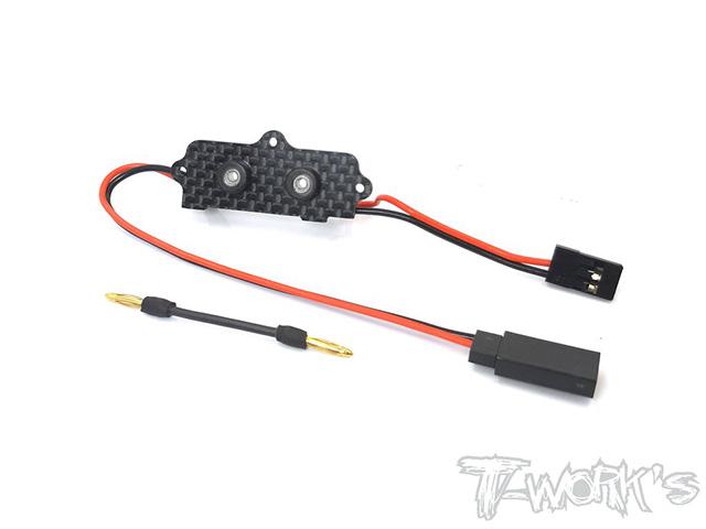 TEAM AJ EA-031 コネクタースタイルスイッチ【MP9 TKI4/TKI3/GT3用】