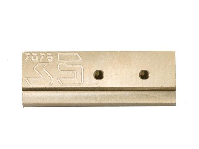RC-MISSION FF75-XT08GH 7075it センターウェイト 【35g/XRAY T4用】