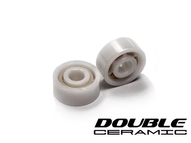 R1 WURKS FULL-Ceramic-BB フルセラミックボールベアリング【R1 WURKS V16 ブラシレスモーター用/2個入】