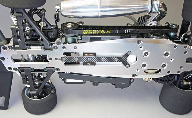 MUGEN H2007 MRX6R シャーシキット