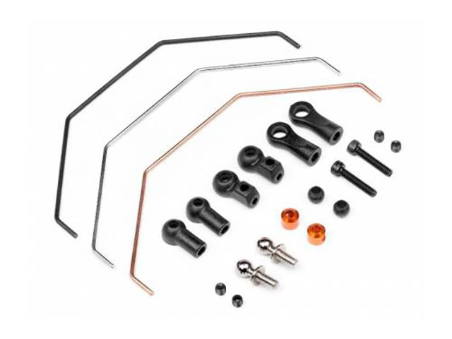 HB HB112798 FRONT SWAY BAR SET(D418)