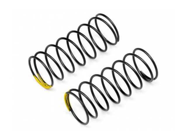 HB 113062 1/10 BUGGY FRONT SPRING 59.1 G/MM (YELLOW/D216/D413)