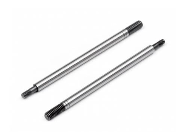HB 113140 SHOCK SHAFT 3X100MM (REAR/SILVER/2PCS/D413)