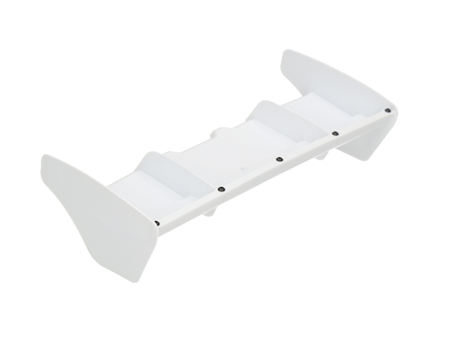 HB HB204252 1:8 Rear Wing (White)