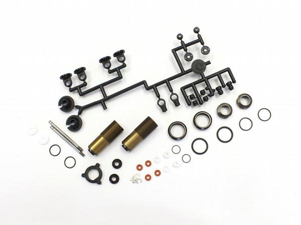 KYOSHO W5310GM VVCトリプルキャップスレッドビッグボアショックセット(38)