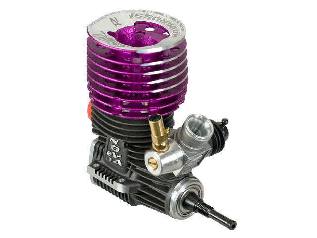 NOVAROSSI MEPHISTO.21 レーシング エンジン
