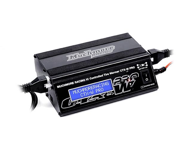Muchmore MM-CTXWPR ICコントロール・タイヤウォーマーPro