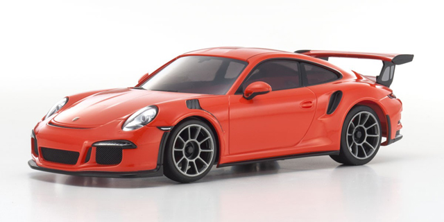 KYOSHO MZP150OR ポルシェ 911 GT3 RS オレンジ【MR-03N-RM】