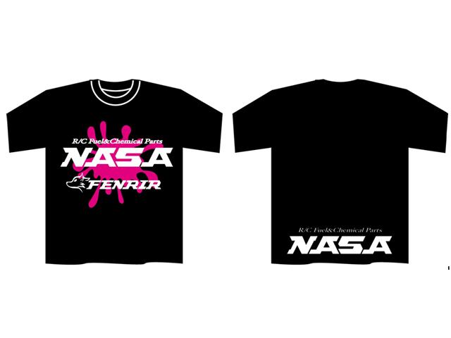 NASA NFT-XL NASA FENRIR Tシャツ【サイズXL】