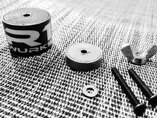 R1 WURKS R1-Bearing-Tool R1 WURKSモーターベアリング交換ツール