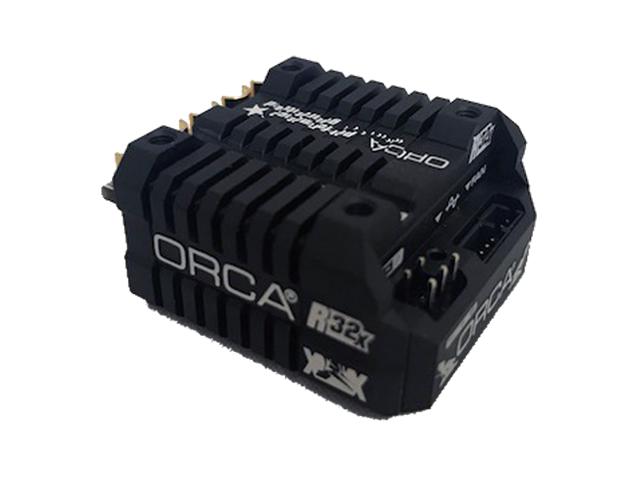 PROSPEC OES861XB ORCA ORCA R32X ESC【ブラック】