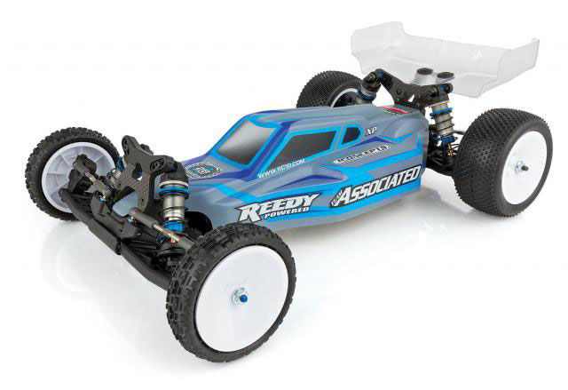 ASSOCIATED RC-10B61 RC10B6.1 チーム キット【カーペット/人工芝路面向き】