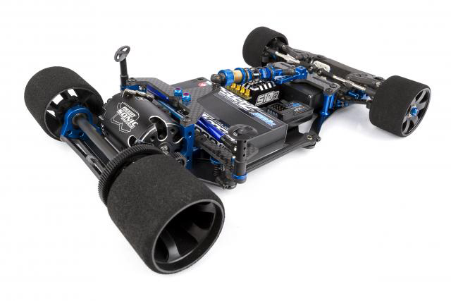 ASSOCIATED RC-12R6 RC12R6ファクトリーチームキット