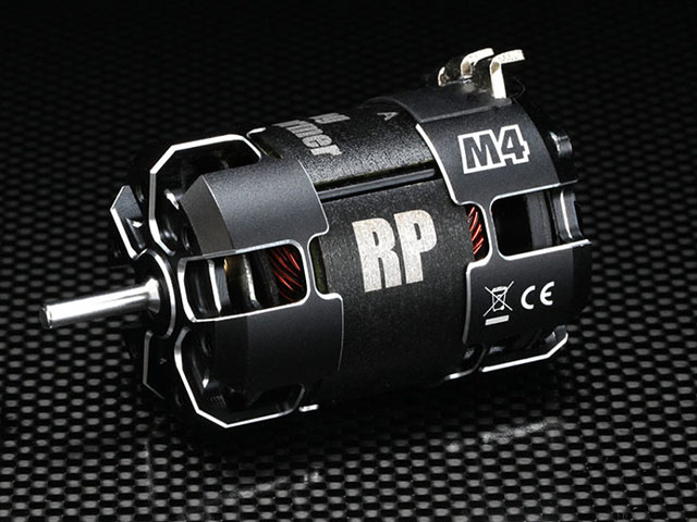 YOKOMO RPM-MT175 レーシング パフォーマー M4 ブラシレスモーター17.5T【チタンシャフト/ツーリングカー ストック向け】
